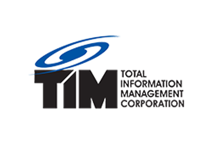 TIM Total Information Management Corporation logo Philippines