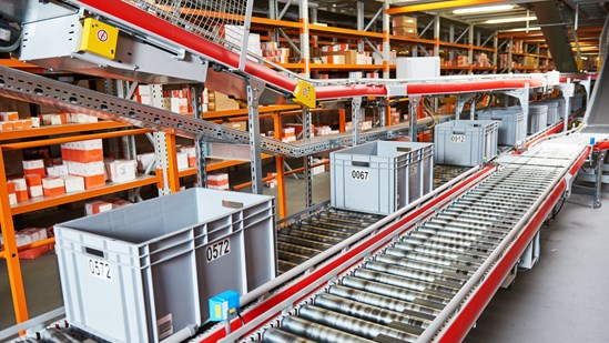 warehouse automation with Indigo WMS software