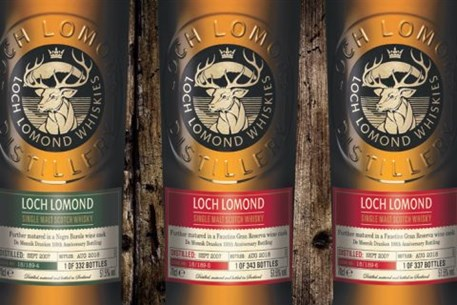 Loch Lomond Group Whisky