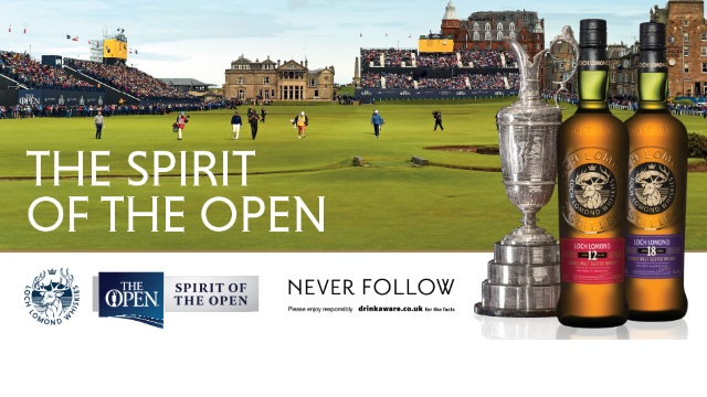 Loch Lomond - The Spirit of the Open