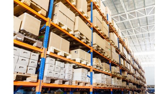 Warehouse Management System Racking